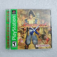 Soul Blade PS1 (Sony PlayStation 1, 1996)