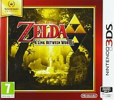 The Legend of Zelda a Link Between Worlds - Nintendo Selects