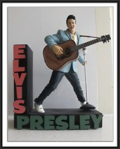 ELVIS PRESLEY #2 FIGURE, 50TH ANNIVERSARY OF FIRST RECORDING - MCFARLANE TOYS
