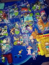 Rugrats toys lot of 17