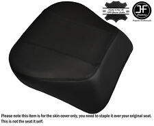BLACK STITCH CUSTOM FITS HARLEY BRAKEOUT 13-16 SUNDOWNER REAR SEAT COVER