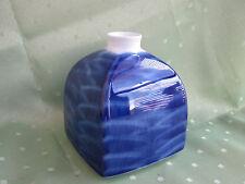 Wunderschöne KPM Berlin Vase in Blau