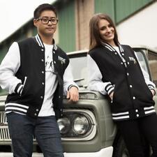 LARGE RØDE Varsity Jacket Black & White  RODE MICROPHONES MUSICIANS CLOTHING MIC