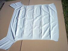 FORD XW XY GT HHEADLINING WHITE PERFORATED VINYL AS ORIGINAL
