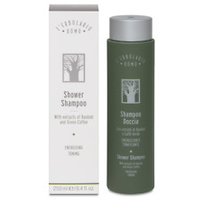 L'erbolario Uomo Shower Shampoo Boabab&Green Coffee Toned&Invigorated Hair 250ml