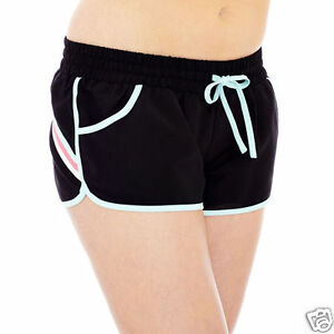 Arizona Dolphin Saltwater Shorts Swim Cover-Up Juniors Size M Msrp $28.00