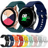 Silicone Band Strap Bracelet For Samsung Galaxy Watch 46mm Active 2 42mm Gear S3
