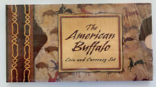 The American Buffalo Coin and Currency Set - 2001 Buffalo BEP Set!