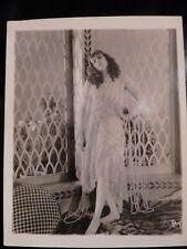 ORIGINAL THEDA BARA EXQUISITE SILENT FILM STAR SALOME - WM. FOX FILM CORP. 1918