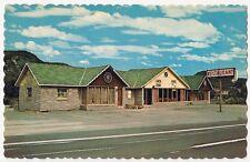 Piedmont Quebec Salle a Diner Buffet Pierrot Vintage Postcard