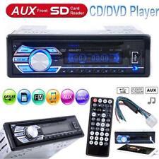 MP4 Player AUTORADIO AUX-In USB/SD MP3 DVD/CD DIN Tuner LCD WMA Fernbedienung DE