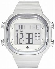 ADIDAS SEOUL ADH2120 Weiss Herrenuhr Damenuhr Uhr Neu Armbanduhr Digital