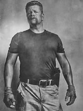 The Walking Dead poster - Michael Cudlitz Poster : Abraham : 12 x 17 inches