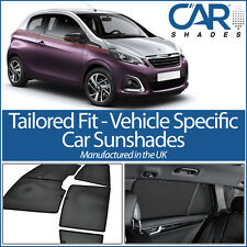 Peugeot 108 3dr 2015> CAR WINDOW SUN SHADE BABY SEAT CHILD BOOSTER BLIND UV SAFE
