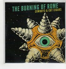 (GH363) The Burning Of Rome, Cowboys & Cut Cigars - 2012 DJ CD
