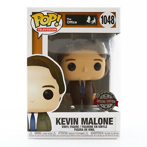 Funko POP! The Office - Kevin Malone Tissue Boxes Exclusive With Soft Protector