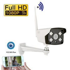 Tonton 1080P Wireless WIFI IP Camera Onvif Outdoor Home Security IR Night Vision