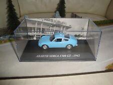 Ixo - Abarth Simca 1300 GT 1962 - FF6