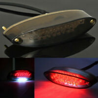 28 LED Motorrad ATV Dirt Bike Brake Stop Tail Light Universal 12V läuft