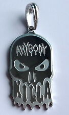 ANYBODY KILLA CHARM ABK 316L ICP INSANE CLOWN POSSE TWIZTID  RARE JUGGALO
