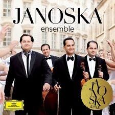 JANOSKA ENSEMBLE - JANOSKA STYLE   CD NEU BIZET/PAGANINI/JACKSON,M./MOZART/+