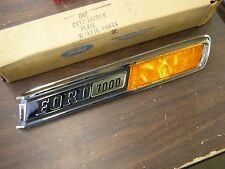NOS OEM Ford 1968 1972 Truck C7000 Hood Ornament Emblem 1969 1970 1971 1973 1974