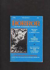 VINTAGE DIGEST.MAGAZINE OF HORROR.#31.1969.NICE COPY