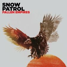 CD*SNOW PATROL**FALLEN EMPIRES***NAGELNEU & OVP!