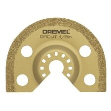 "Dremel Mm500 Rotary Power Tool 1/8"" Grout Removal Blade Attachment New Sale"
