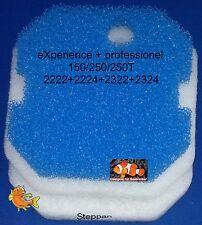 Eheim eXperience + professionel Filtermatte Filtervlies Set für 150/T+250+250T
