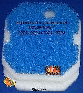 Eheim eXperience + professionel Filtermatte Vlies + Set für 2222 2322 2224 2234