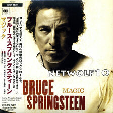 Bruce Springsteen - Magic - Mini-LP CD - Japan with OBI - Sealed - SICP 1570