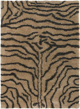 8x11' Chandra Rug  Amazon Hand-woven Contemporary  New Zealand Wool & Polyester