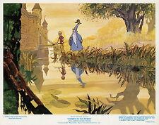 THE SWORD IN THE STONE MERLIN L'ENCHANTEUR WALT DISNEY 1963 LOBBY CARD #2