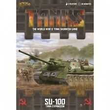 TANKS11 SU-100 - GALE FORCE NINE BATTLEFRONT TANKS - SENT FIRST CLASS!