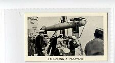 (Jb9797-100)  GERARD,MODERN ARMAMENTS,LAUNCHING A PARAVANE,1938#23