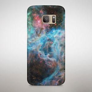 Andromeda Galaxy Multicolored Starburst Supernova Nebula Phone Case Cover