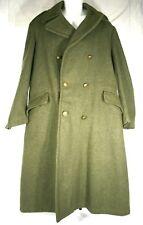 1949 Wool Coat VAES & VAN DER STRAETEN 4B  B L Rue aux Choux, BRUXELLES  HAUTEUR