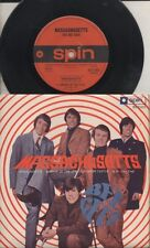 """THE BEE GEES   Rare 1968 Australian Only 7"""" OOP Mono Spin P/C EP """"Massachusetts"""""""