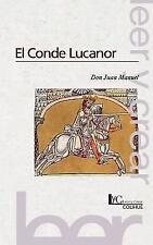 El Conde Lucanor by Juan Manuel de Castilla (2000, Paperback)