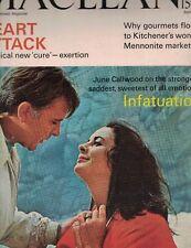 Maclean's Magazine September 4 1965 June Callwood North Pole