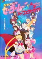 Sailor Moon another story perfect guide book