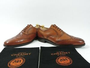 Church's Cheaney Gieves & Hawkes Mens Shoes UK 7.5 G US 8.5 EU 41.5 Worn once