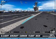 PHOENIX HQ48001 1/48 scale U.S.NAVY AIRCRAFT CARRIER FLIGHT DECK 2020 NEW