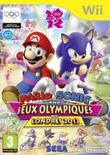 Jeu NINTENDO WII - Mario & Sonic aux Jeux Olympiques de Londres 2012 - NEUF