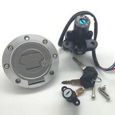 Ignition Switch Fuel Gas Cap Lock Key Kit For Yamaha FZ09 FZ07 FZ1/FZ6/FZ8/N/S