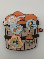 Orange Bird Spike The Bee Donald Duck 2020 Flower And Garden Festival LE Disney