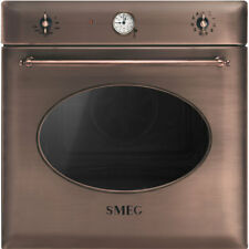 Smeg Built-in Oven SF855RA Coloniale Aesthetic Copper Finishing 60cm