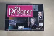 THE PRISONER TRADING CARDS Vol.2 (2010) Full Base set & Rainbow Foil Set PDT1-6
