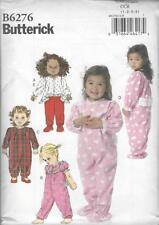 Butterick COUTURE MOTIF ENFANTS en bas âge ' / pour HAUT COMBINAISON & pantalons